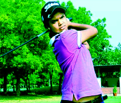 Golfer Vani wins third title of season