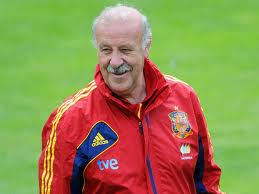 State of pitch was lamentable, says Del Bosque
