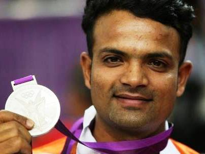 Indian Army welcomes home silver medalist Vijay Kumar