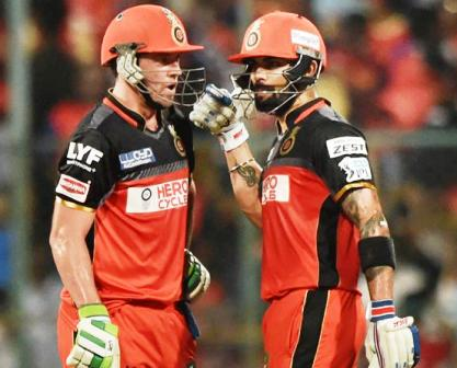 Myself and AB getting out quickly was a big blow: Virat Kohli