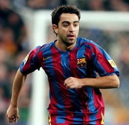 Xavi delighted with Tito Vilanova