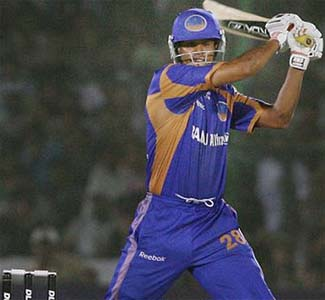 Yusuf Pathan powers Rajasthan Royals to victory against Deccan Chargers