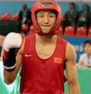 Zou Shiming takes light flyweight title as China reaches gold milestone