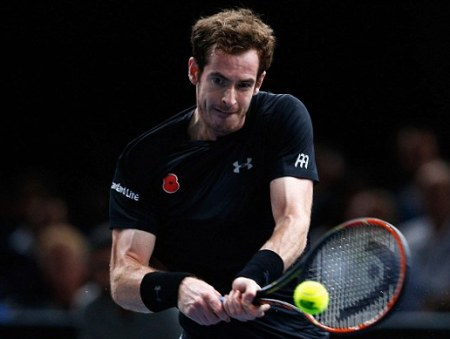 Murray ends season as No. 1, defeats Djokovic to win ATP World Tour Finals