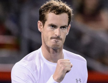 World No. 1 Murray feels 'too young' for knighthood