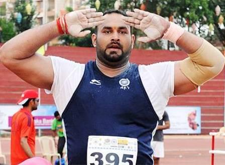 After Narsingh Yadav, now Inderjit Singh fails dope test