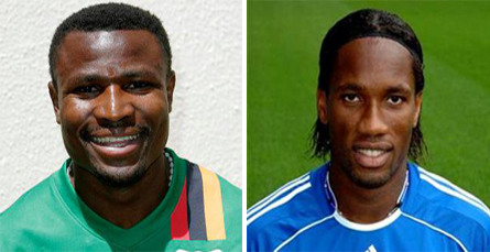 Drogba, Katongo leading nominations for 'African Player of Year' award