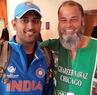 Meet the new Pak 'Chacha Cricket' fan whose heart beats for Dhoni