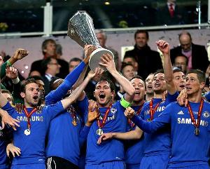 Europa League winner qualifies for Champions League