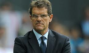 Capello resigns, Stuart checks in as caretaker England boss