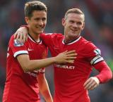 Ander Herrera, Wayne Rooney