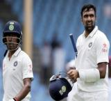 Windies skittle India for 353 after Ashwin, Saha hit centuries