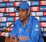 Dhoni pranks journalist on retirement question
