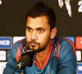 World T20: We lost to India in last three balls, says Bangladesh skipper Mashraf