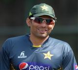 Pakistan cricket team captain Misbah-ul Haq