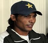 Pakistan pace bowler Mohammad Amir