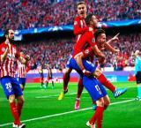 Niguez gives Atletico edge over Bayern in Champions League semis