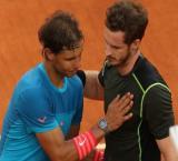 Nadal, Murray progress in Madrid