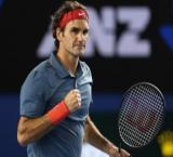 Federer, Murray advance to third round of Oz Open