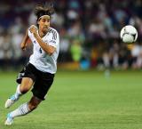 Germany's defensive midfielder Sami Khedira