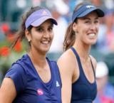 Sania-Hingis storm into Madrid Masters quarters