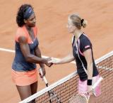Serena beaten by Kuznetsova in fourth round of Miami Open