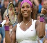 Records never stop tumbling for Serena
