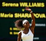 Serena dominates Sharapova once again