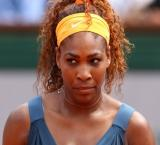 `I am not a robot`, says beaten Serena