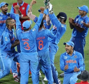 PM Modi congratulates Indian cricket team for beating Ireland in WC encounter
