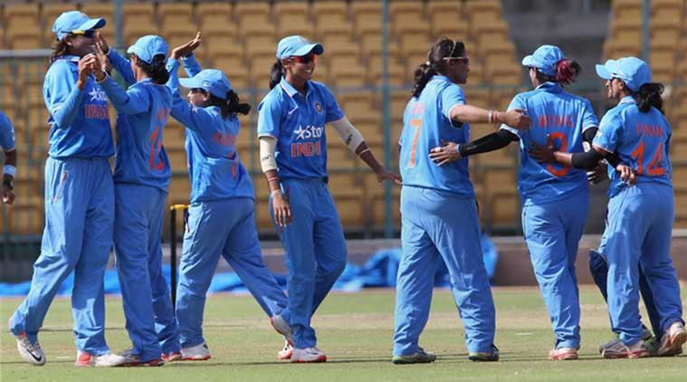 Ekta Bisht leads Indian eves to T20 series whitewash against Lanka