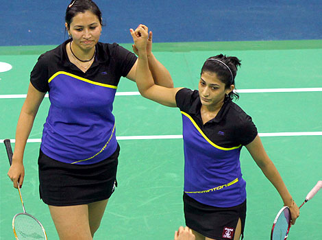 Gutta, Ponnappa in quarterfinals of China Open