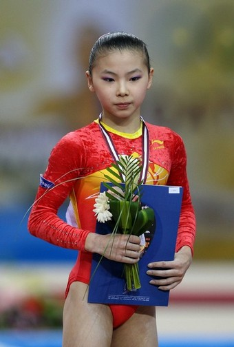 IOC won't probe Chinese gymnasts' age