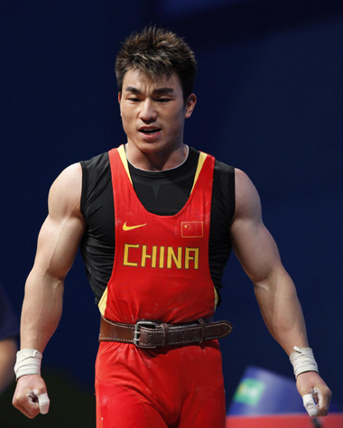 Olympic lifting champion Liao Hui fails dope test, banned