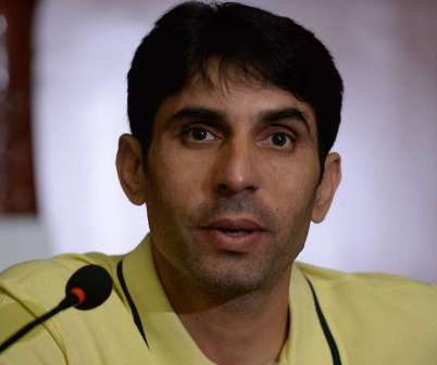 Misbah says 'team and country