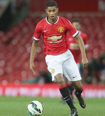 Debutant Rashford scores brace as Man Utd reach last-16 of Europa League