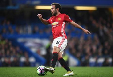 Mata helps United edge past Rostov to enter Europa League quarters
