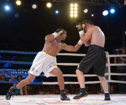 Stage set for first ever Pro Boxing India Championship