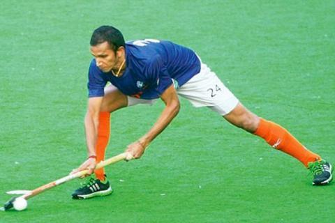SV Sunil named Asian Hockey Player of Year
