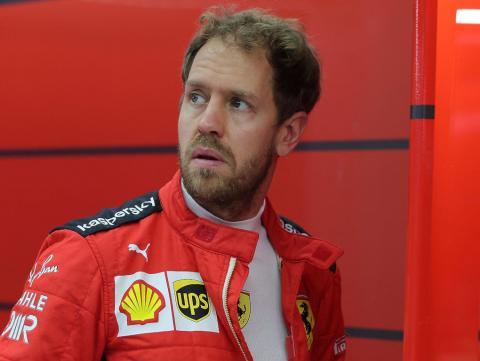 Sebastian Vettel to start from last after receiving grid penalty
