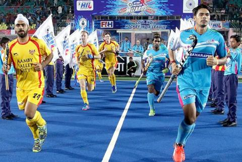 HIL 2017: Uttar Pradesh Wizards climb to third spot with 4-0 win against Ranchi Rays