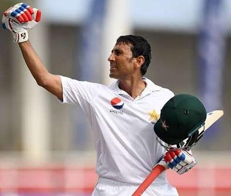 Younis draws praise post 10,000 Test runs landmark