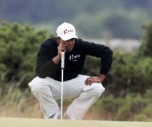 Anirban Lahiri tied 22nd despite cold putter at British Open