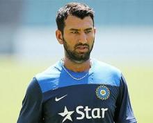 'Not worried about my form', says Cheteshwar Pujara
