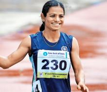 Dutee Chand wins 100m gold in Taiwan but still short of 2016 Rio Olympic mark