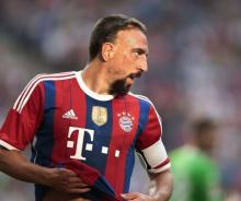 Frustrated Ribery laments Ballon d'Or being only Messi, Ronaldo's preserve