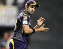 Gambhir insists `top-placed` KKR not taking any game for granted