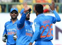 India asked to bowl first in fourth ODI against Kiwis