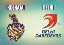 KKR up and ready to take on Daredevils at home
