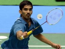 Shuttler Srikanth lone Indian survivor at Japan Open